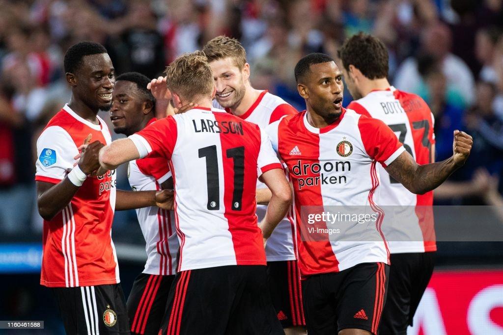 "UEFA Europa League""Feyenoord v FC Dinamo Tblisi"" : Photo d'actualité"