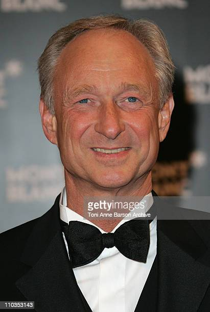 Lutz Bethge, CEO of MontBlanc International attends the Montblanc VIP Charity Gala held at the Monte Carlo Sporting Club on November 14, 2007 in...