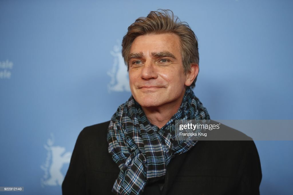 Lutz Pehnert attends the 'Partisan' premiere during the 68th Berlinale International Film Festival Berlin at Kino International on February 21, 2018 in Berlin, Germany.