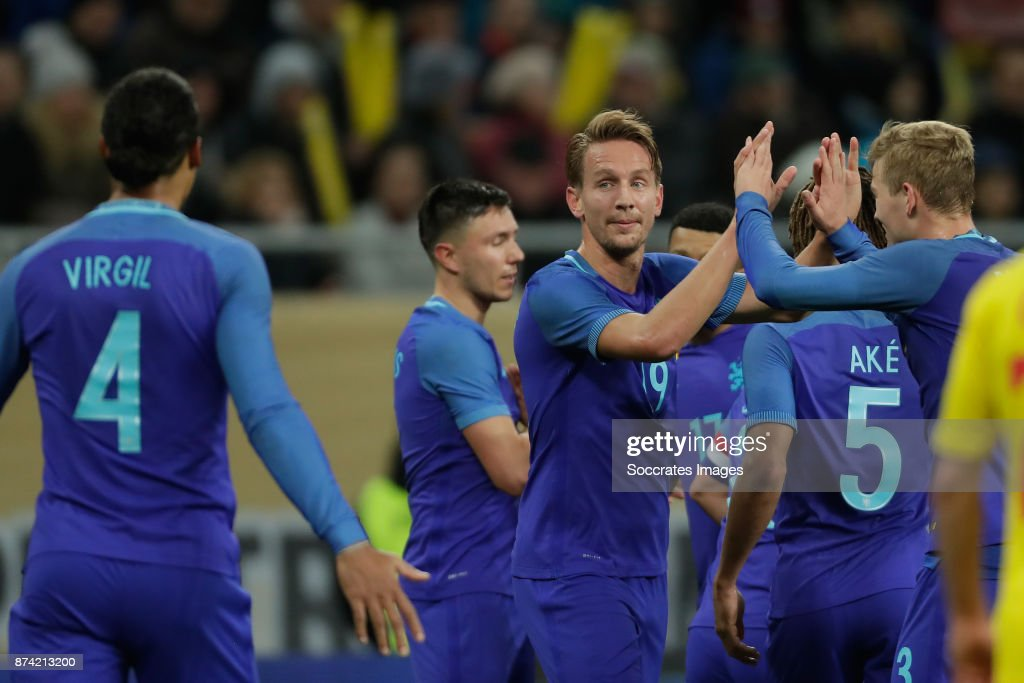 Romania v Holland - International Friendly