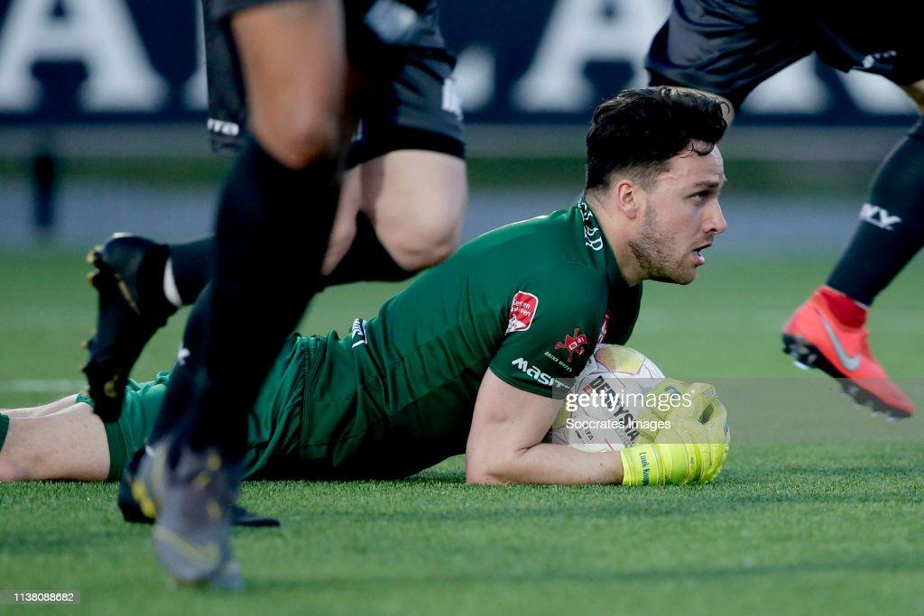 NLD: Jong AZ v MVV Maastricht - Jupiler League