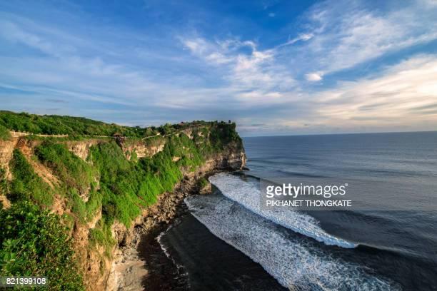 luwatu Temple Point In Southern Bali