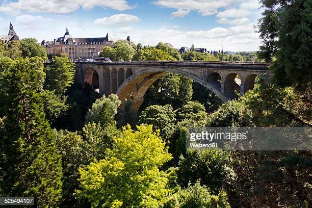 Luxembourg, Adolphe Bridge