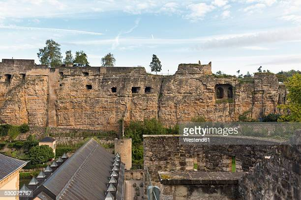 Luxembourg, Luxembourg City, Casemates du Bock