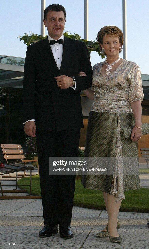Princess Margarita of Romania and Prince : News Photo