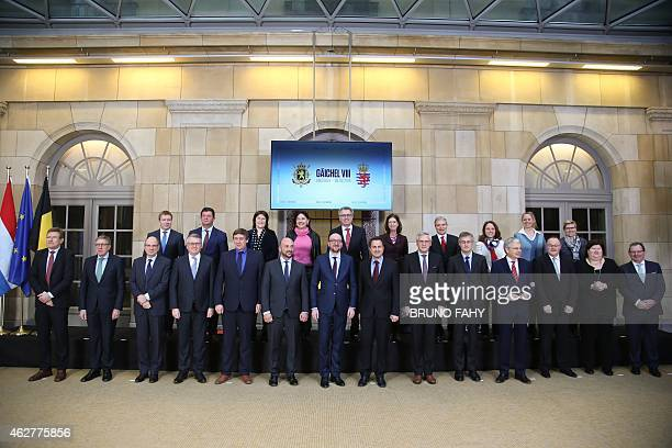 Luxembourg's State Secretary for Education Marc Hansen Belgium's State Secretary for Social Fraud Privacy and the North Sea Bart Tommelein Belgium's...