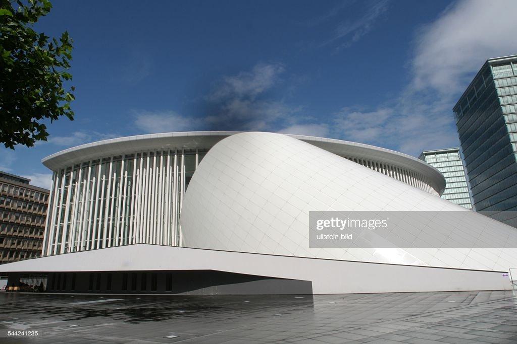 Architekt Luxemburg luxemburg philharmonie pictures getty images
