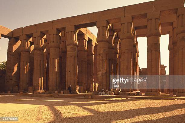 Luxor castle, Egypt, Low Angle View
