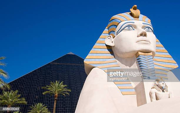 luxor hotel - luxor hotel stock pictures, royalty-free photos & images