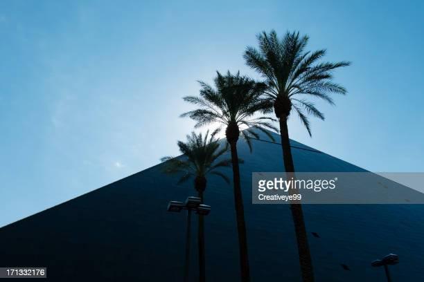Luxor hotel pyramid