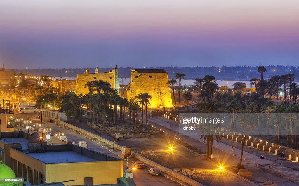 Luxor : Stock Photo