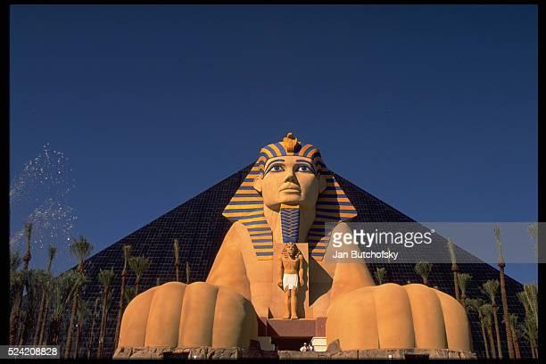 Luxor Resort's Sphinx