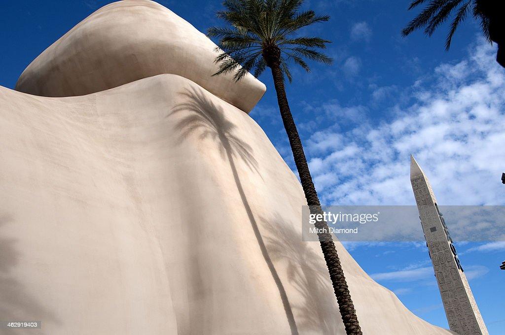 Luxor sphinx : Stock Photo