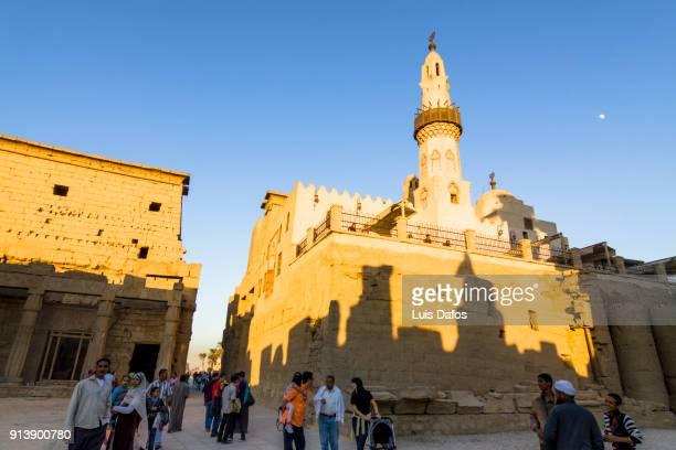 Luxor Temple mosque