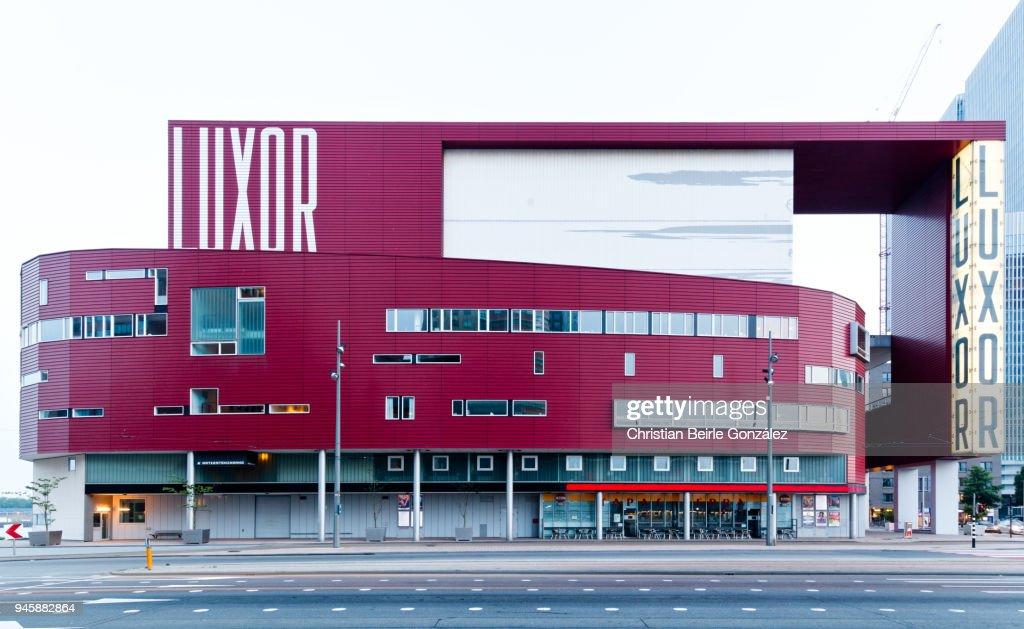 Luxor Theatre, Rotterdam : Stock-Foto