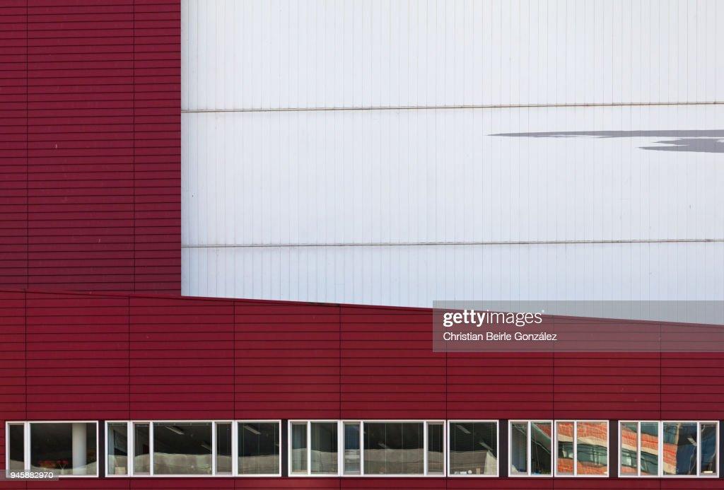 Luxor Theatre, Rotterdam : Stock Photo