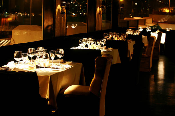 Free Luxury Restaurant Images Pictures And RoyaltyFree Stock - Fancy restaurant table
