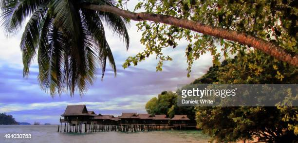 CONTENT] A luxurious exotic hideaway set on an idyllic rainforest clad private island Pangkor Laut boasts a stunning Emerald Bay rich natural...