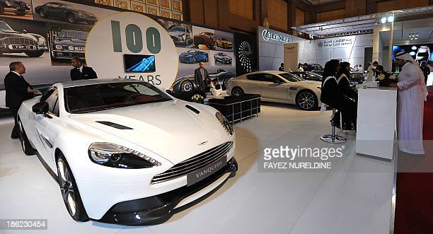 12 International Riyadh Motor Show Photos And Premium High Res Pictures Getty Images