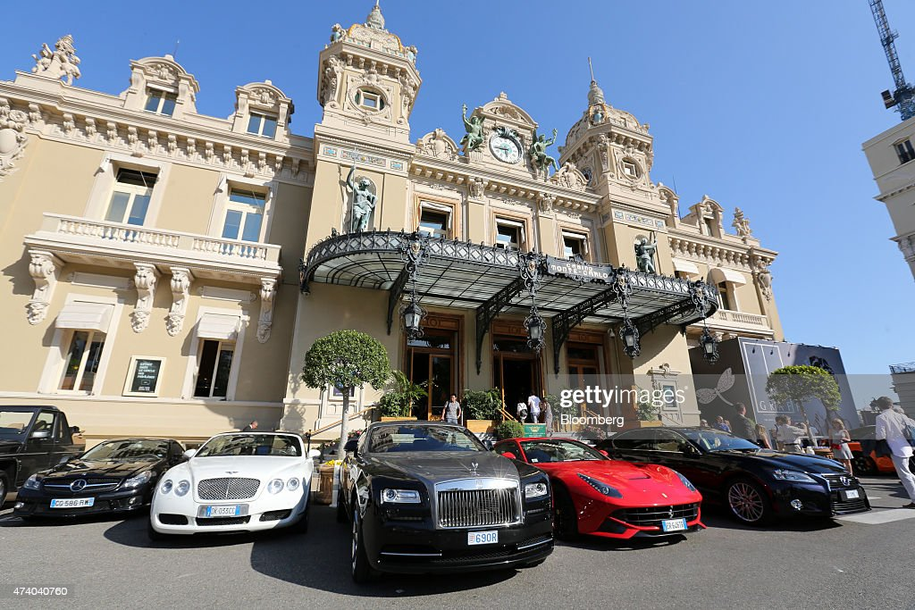General Views Of The Principality Of Monaco : News Photo