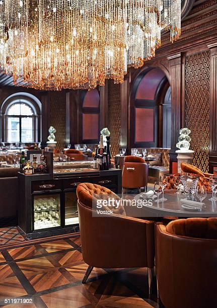 Luxury Bar interior