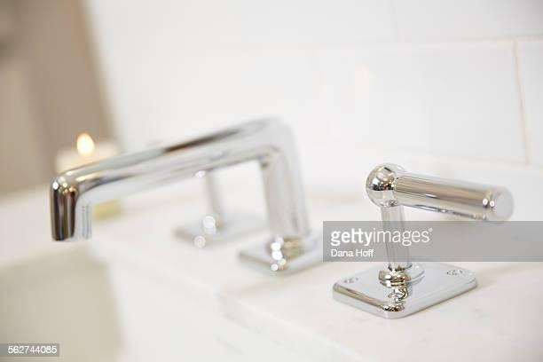 Luxury bathroom faucet