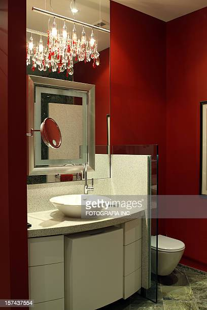 豪華なバスルーム