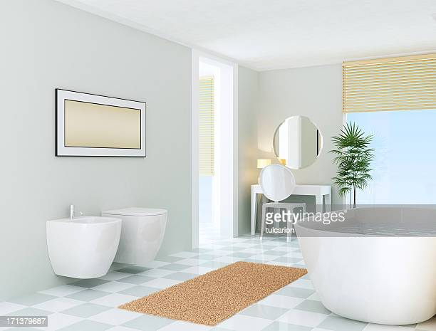 Salle de bains de luxe