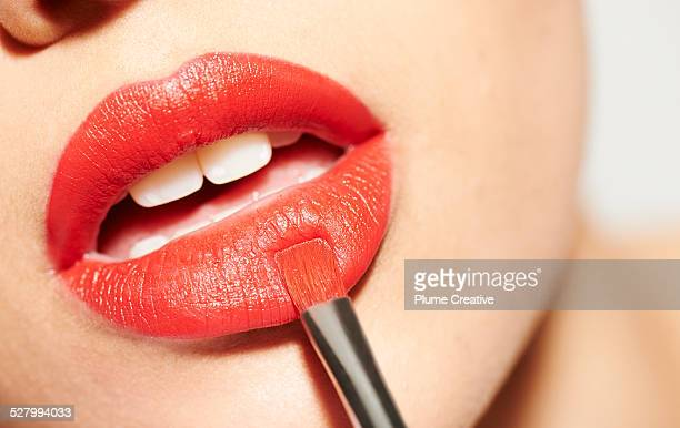 luxury beauty - lipstick stock pictures, royalty-free photos & images