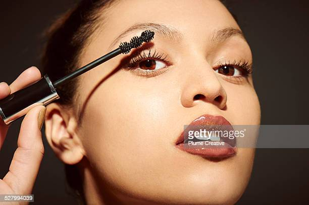 luxury beauty - eye make up stock pictures, royalty-free photos & images