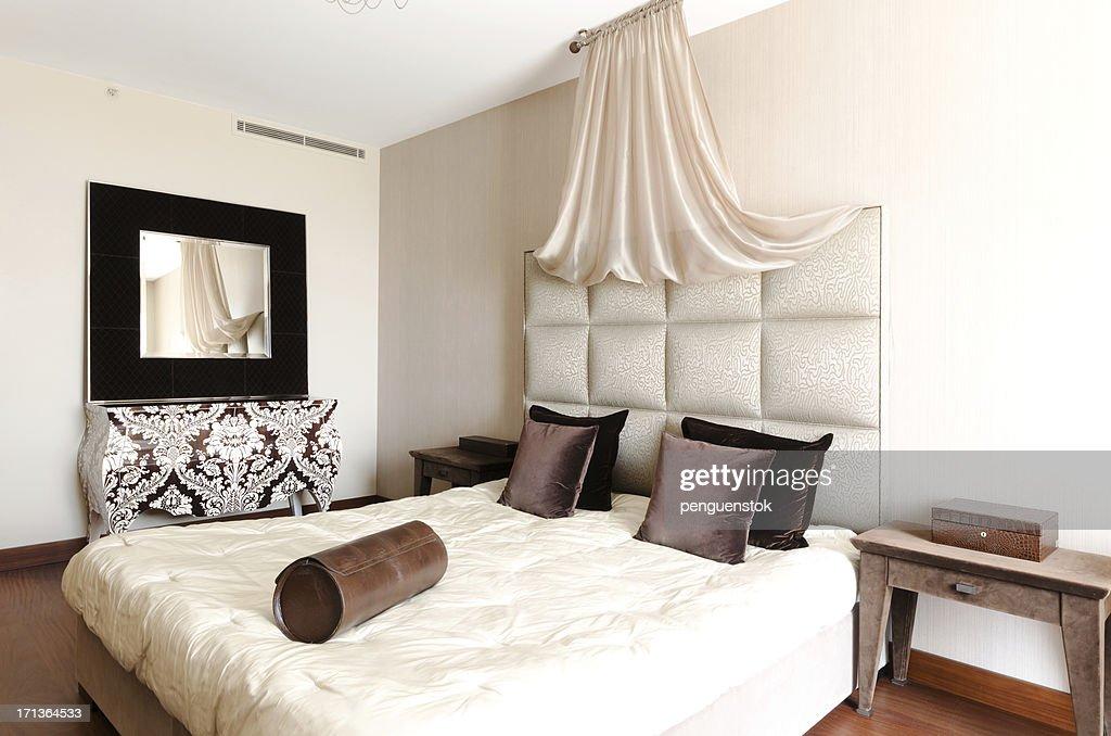 luxury bedroom : Stock Photo