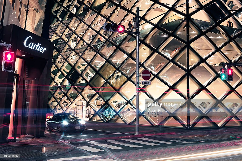 Luxury brand boutiques are seen in Tokyo's shopping district of Omotesando as Japanese Prime Minister Yoshihiko Noda's cabinet prepare to double sales tax over 3 years on February 20, 2012 in Tokyo, Japan. Noda proposes raising the current 5 per cent sales tax to 8 per cent by April 2014, and then 10 per cent by 2015, to combat Japan's national debt, which is more than twice the size of the economy and the highest amongst rich nations.