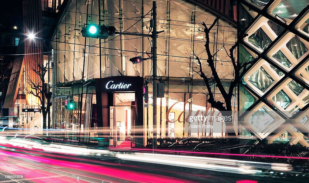 Luxury brand boutiques are seen in Tokyo's shopping district of Omotesando as Japanese Prime Minister Yoshihiko Noda's cabinet prepare to double sales tax over 3 years on February 20, 2012 in Tokyo, Japan. Noda proposes to raise sales tax to 8 percent in April 2014 and 10 percent by October 2015, to combat Japan's national debt which is more than twice the country's economy and the worst among rich nations.