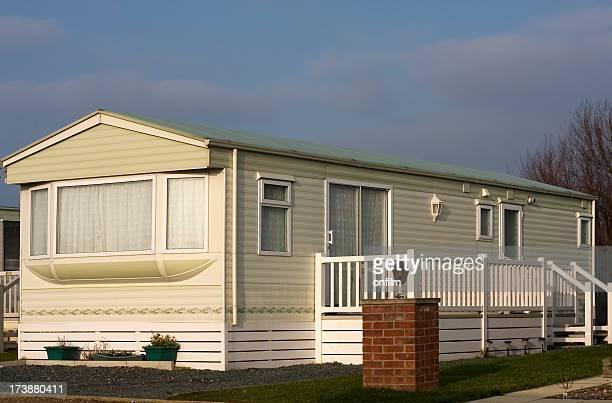 Luxury caravan, static holiday home
