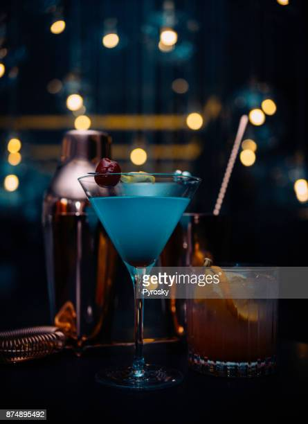 luxury celebration set up - cocktail stock pictures, royalty-free photos & images