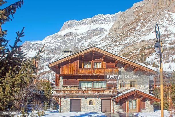 Luxury chalet in den Alpen im Val d'Isère