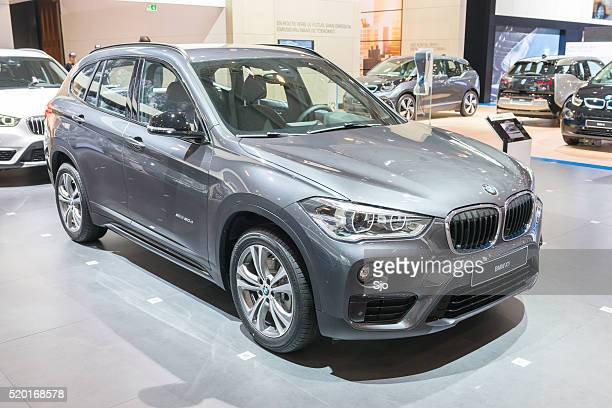 BMW X1 luxury compact SUV