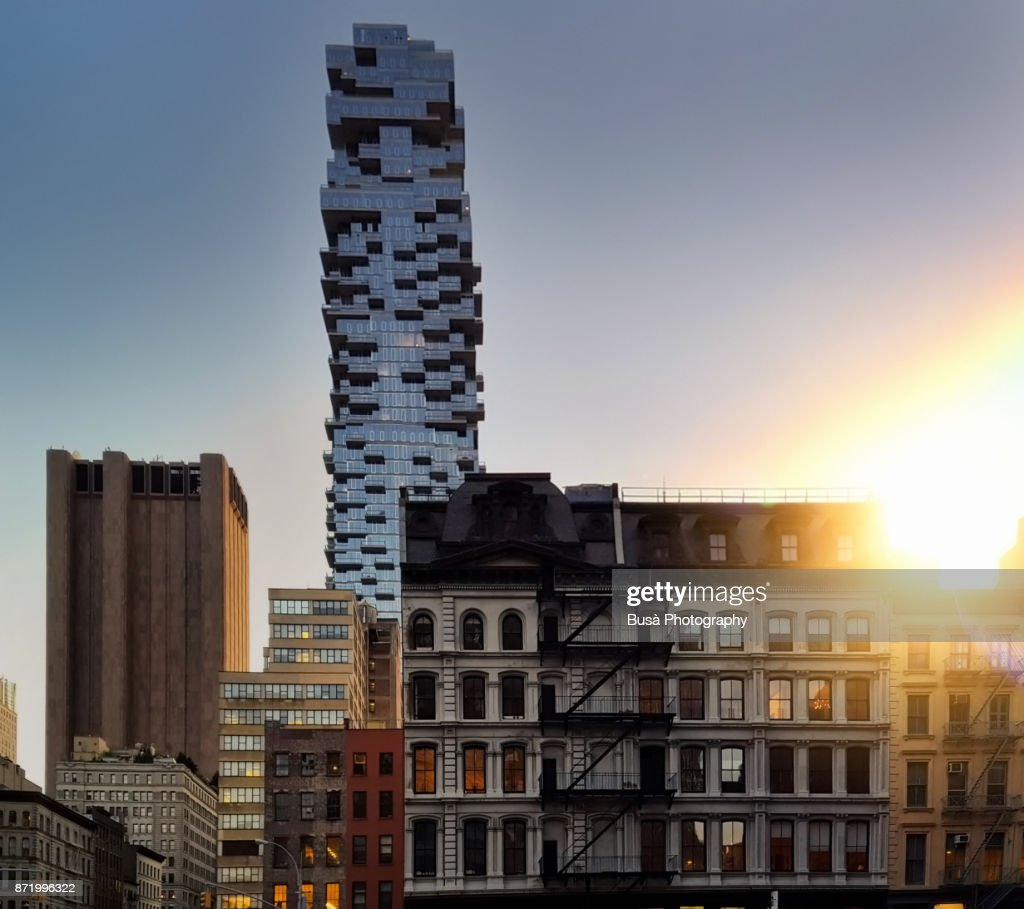 Luxury Condominium Tower At 56 Leonard Street By Architecture Firm ...