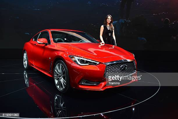 Q60 - luxury coupe from Infiniti