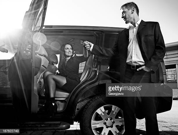 luxury couple - partire bildbanksfoton och bilder