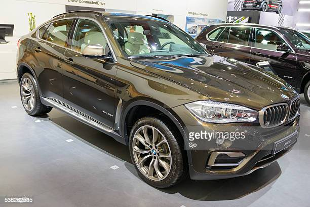 BMW X6 luxury crossover SUV