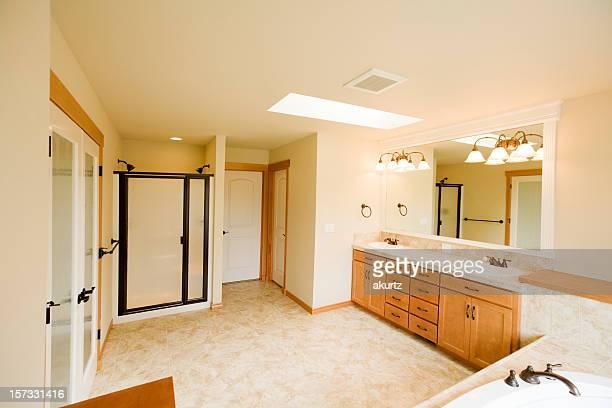 Salle de bains de luxe sur mesure