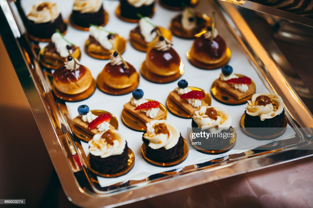 Luxury Delicious Appetizer Serving : Stock Photo