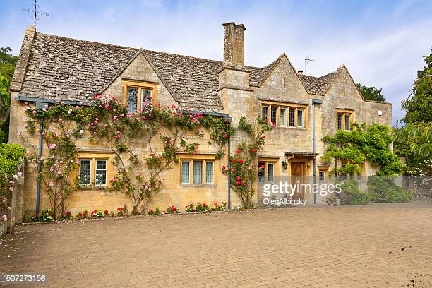 Luxury English House in Chipping Campden, Cotswold, England, United Kingdom.