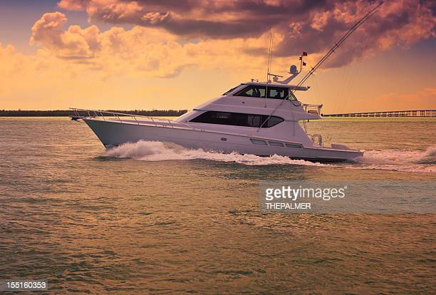 Luxus-Fischerboot