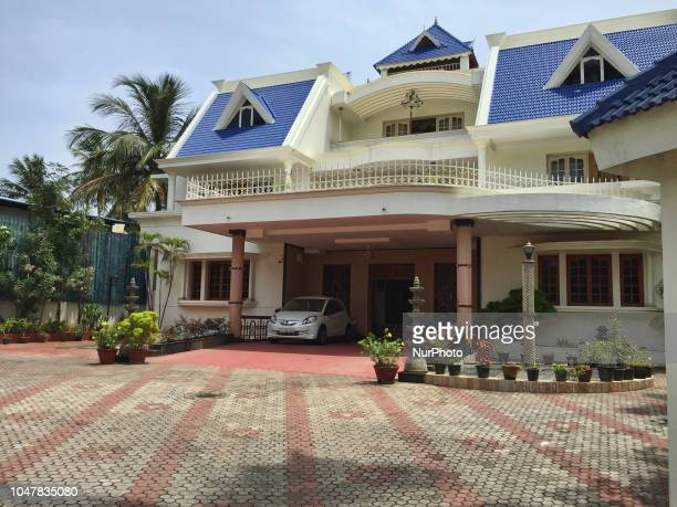 Luxury home in the city of Thiruvananthapuram , Kerala, India. This home is currently being used for the filming of a Malayalam serial and has been...