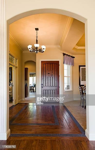 Luxury Home Main Entrance