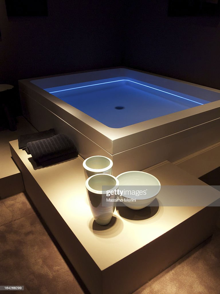 Luxury Jacuzzi Stock Photo | Getty Images