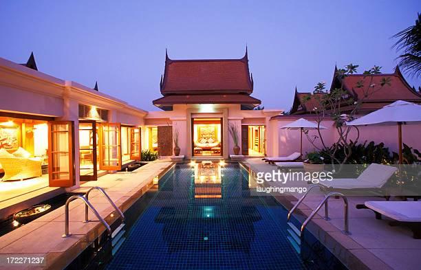luxury hotel holiday villa phuket thailand