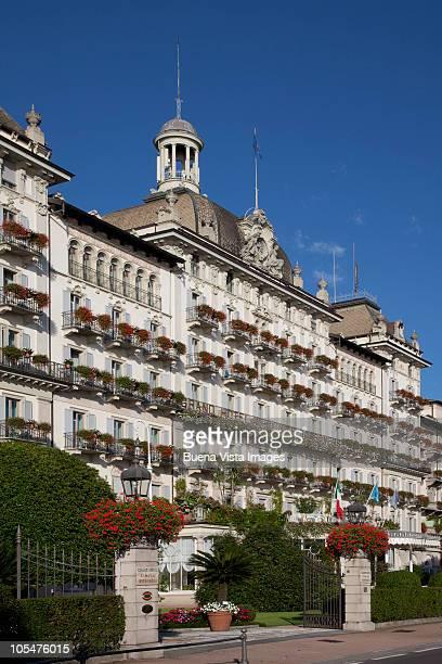 Luxury Hotel in Stresa, on Lake Maggiore